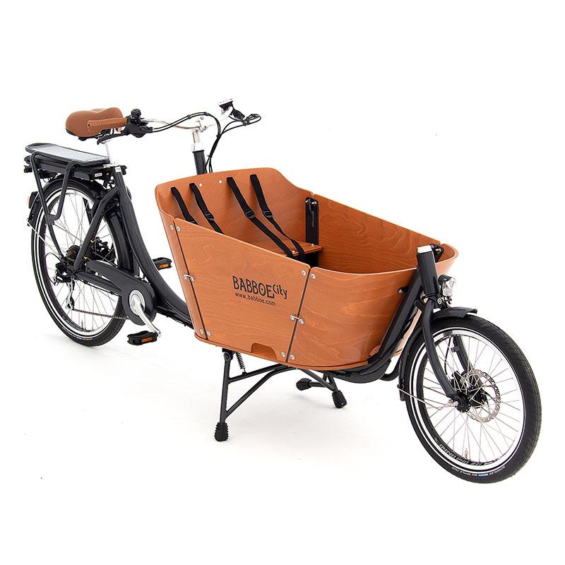 Babboe City Long John Fahrrad
