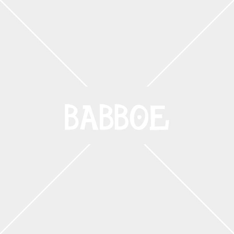 Bakfietspyjama Babboe City zwart