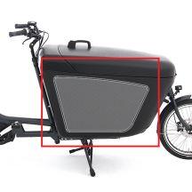 Babboe Lastenfahrrad Aufkleber Pro Bike