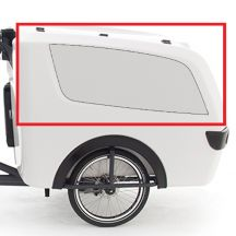 Babboe Lastenfahrrad Aufkleber Pro Trike XL