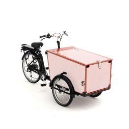 Babboe Lastenfahrrad Aufkleber Pro Trike Holz - 4 Paneele + klappe