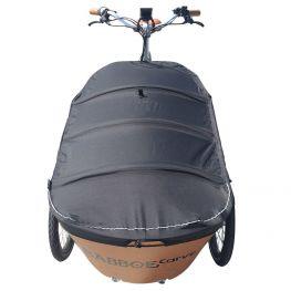 Babboe Regenschutzplane schwarz