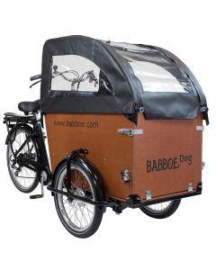 Babboe Regenverdeck schwarz