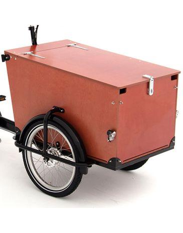 Babboe Pro Holzpaneele Trike