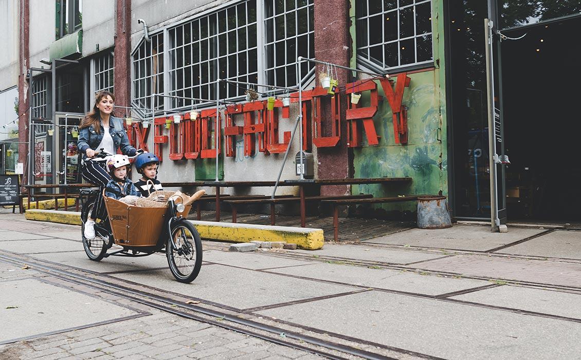 Long John Fahrrad Babboe City